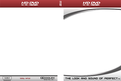 Template HD DVD Шаблон HD DVD PNG