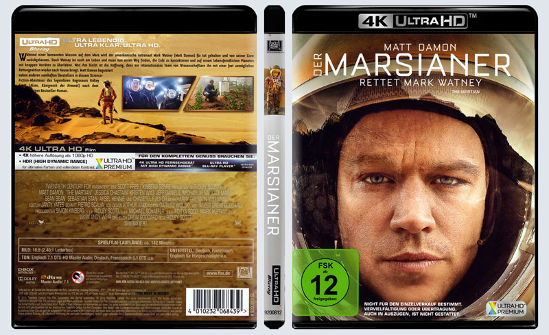 Der Marsianer (2015)